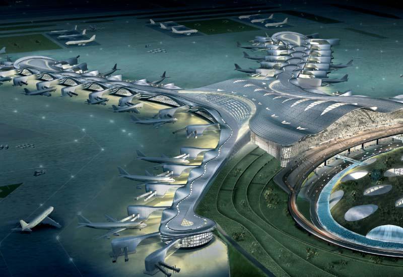 بررسی بزرگترین فرودگاههای دنیا