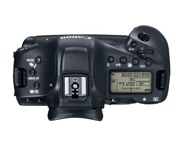 دوربین جدید کانن با قابلیت فیلمبرداری 4k EOS-1D-X-Mark-II