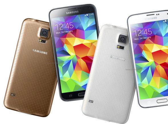 مشخصات گوشی Samsung Galaxsy S5