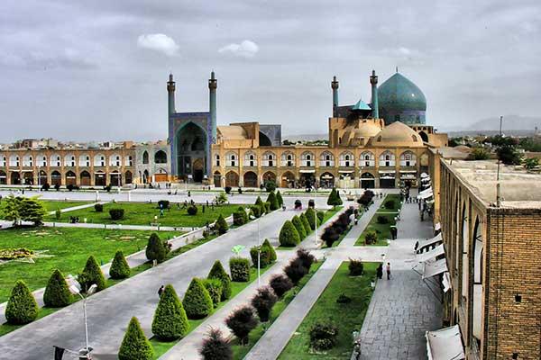 میدان نقش جهان اصفهان زیباترین میدان دنیا + تصاویر میدانهای برتر دنیا
