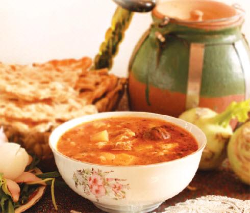 مقایسه غذاهای سنتی با غذاهای آماده