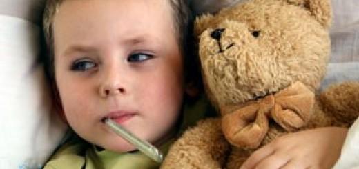 آنفولانزا کودکان و روش درمان آن