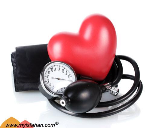 فشار خون بالا و مضرات آن