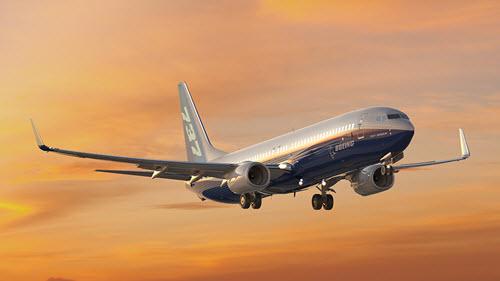 تصاویر بوئینگ جدید مدل 737