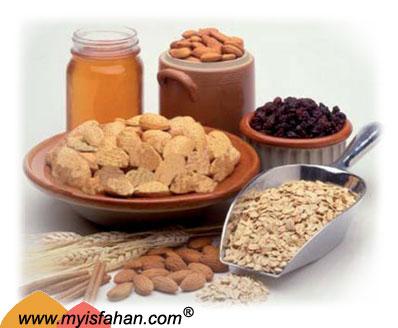 غذاهای پر انرژی