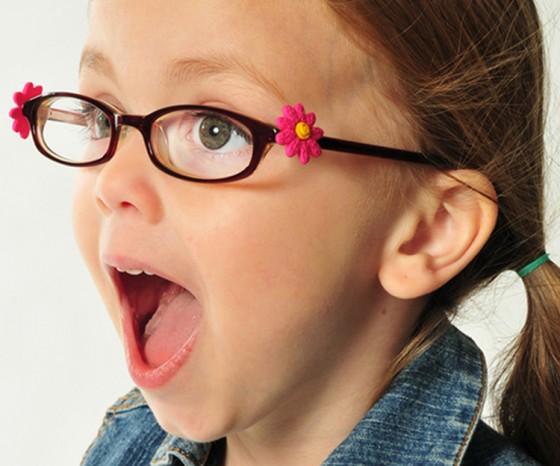 نکات مهم به هنگام خرید عینک برای بچه ها