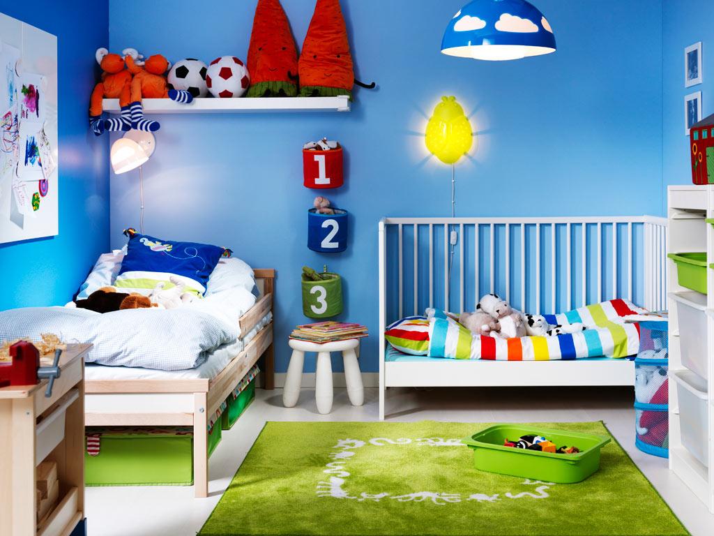 نکاتی برای طراحی اتاق کودک