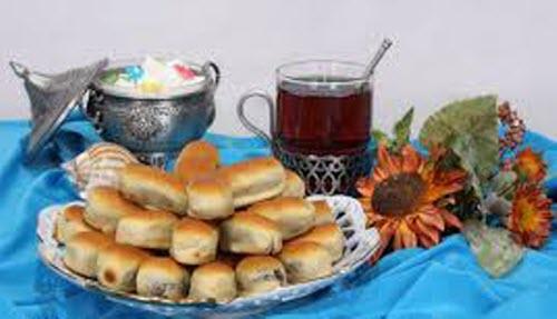 طرز تهیه نان خرمایی کرمانشاهی