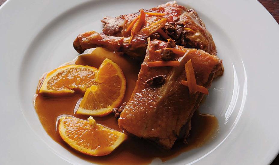 طرز تهیه خوراک مرغابی