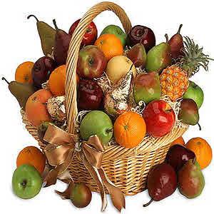 روشهای صحیح خوردن میوه