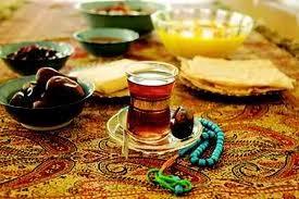 حفظ سلامتي در ماه رمضان
