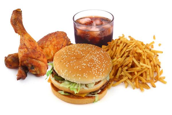 6 اشتباه در رژيم غذايي