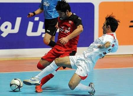 شکست تیم فوتسال گیتی پسند اصفهان
