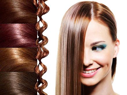 رنگ مو مناسب شما