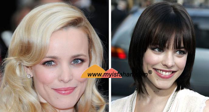 مدلهای جدید رنگ مو زمستان 2013