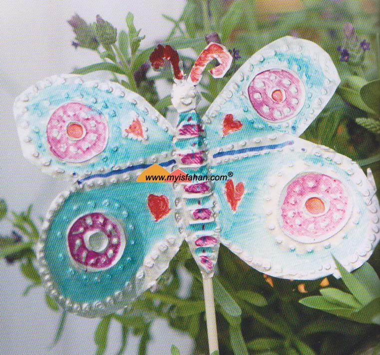 ایده های جدید برای زیبایی باغچه