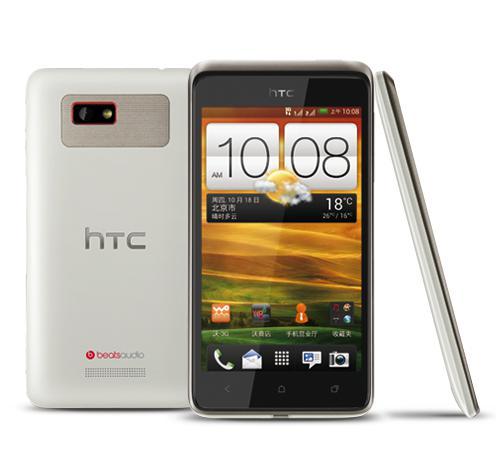 عرضه رسمی HTC Desire 400