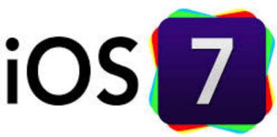 مشکلات گوشی آیفون و سیستم عامل iOS7