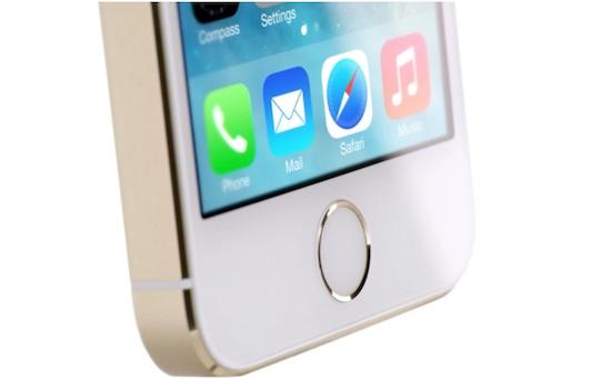 استفاده از Touch ID در آیفون 5