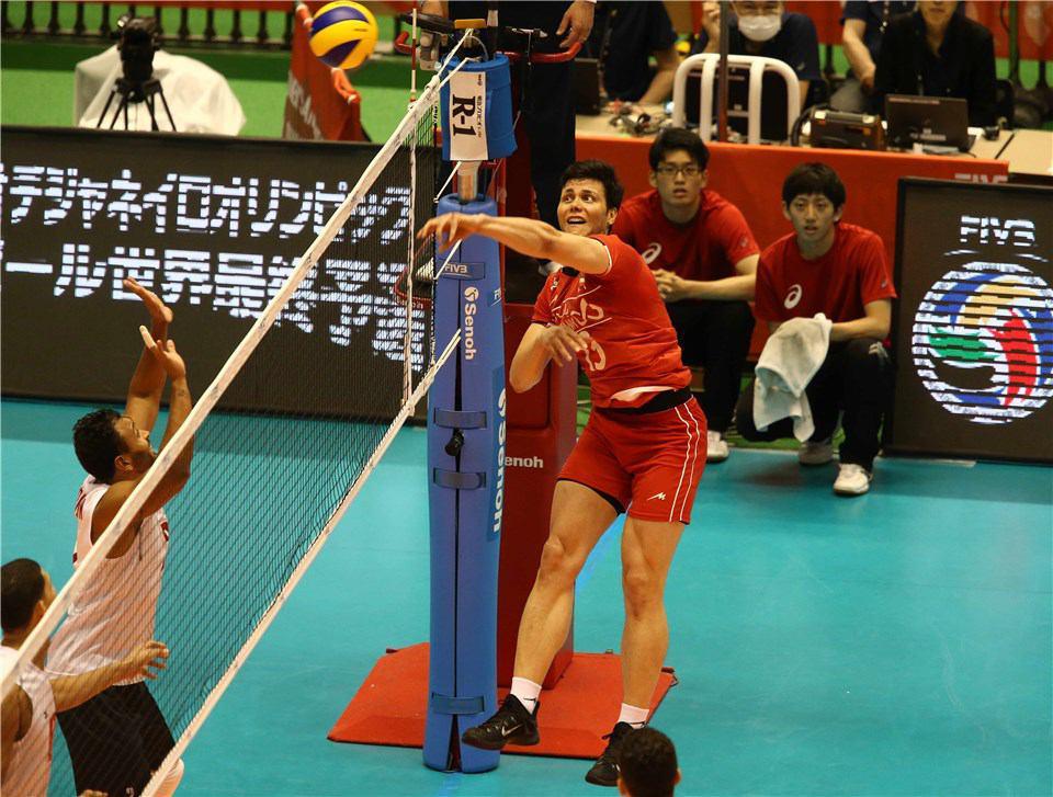 صعود مقتدرانه تیم ملی والیبال ایران به المپیک ریو