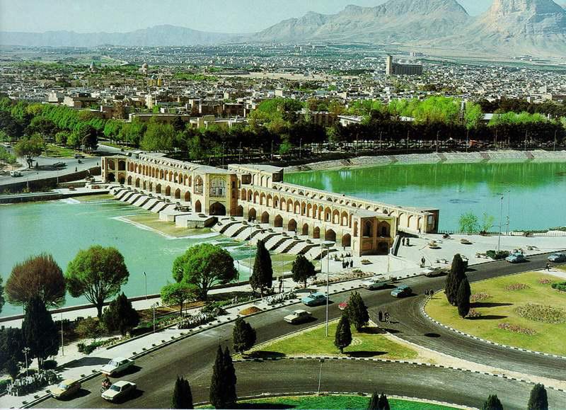 دیدنیهای شهر تاریخی اصفهان
