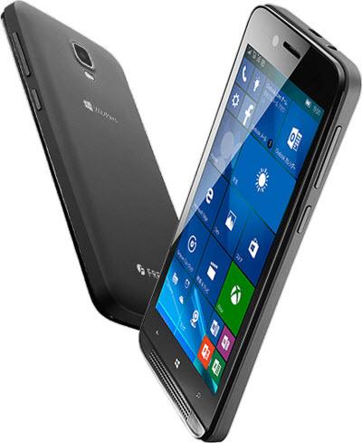 گوشی های جدید با ویندوز 10