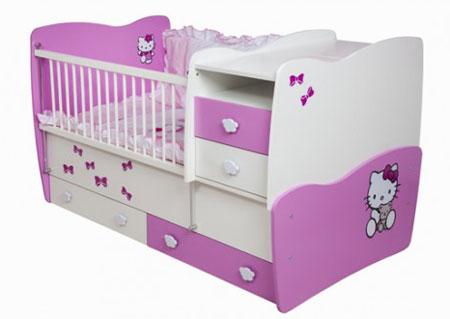 تخت مناسب نوزاد و کودک