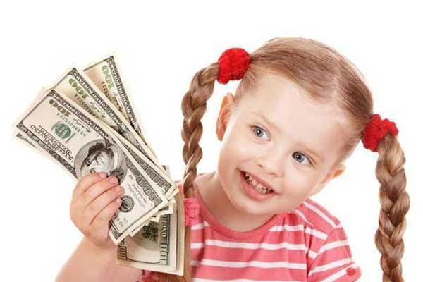 کاهش هزینه های تربیت فرزند