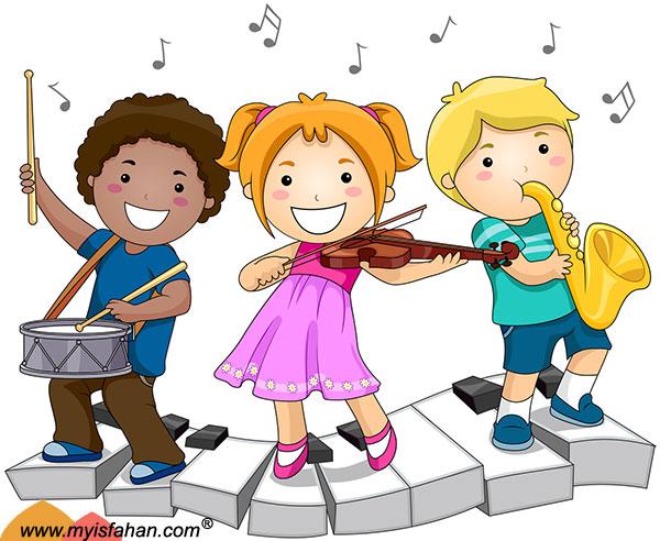 کودکان و موسیقی
