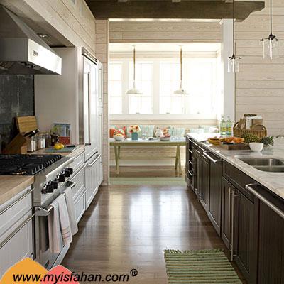 ایده هایی برای معماری آشپزخانه