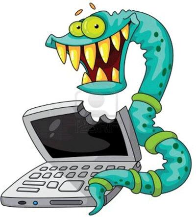 بررسی انواع بد افزار کامپیوتری