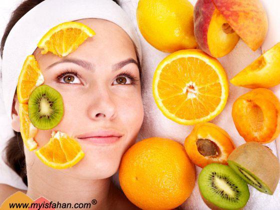 روش ساخت انواع ماسكهاي طبيعي براي سلامت پوست صورت