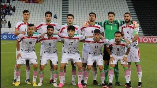 باخت تیم ملی ایران در مقابل قطر