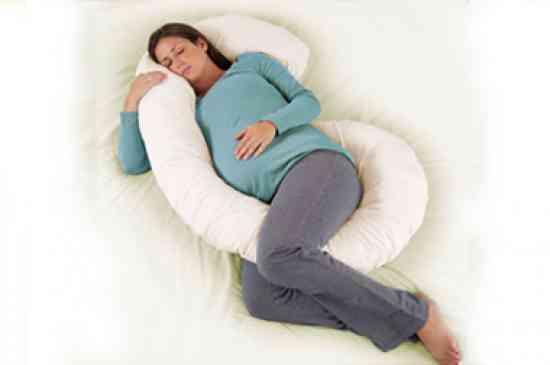 دردسرهای خوابیدن برای زنان باردار