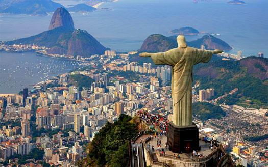 دیدنی های برزیل