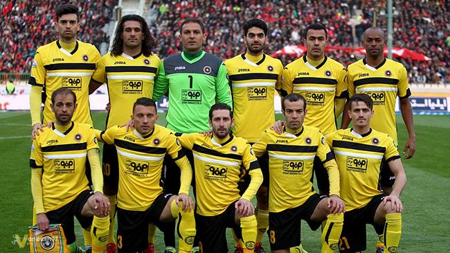 سپاهان اصفهان تیم اماراتی را شکست داد