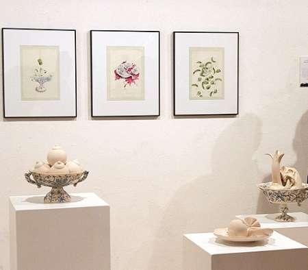 برگزاری نمایشگاه شکستنی در اصفهان