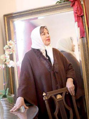 مصاحبه با سیمین غانم خواننده زن ایرانی