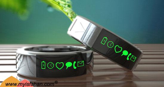 حلقه هوشمند رقیب سرسخت ساعت هوشمند