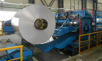 قرارداد انتقال تکنولوژی تولید فولاد آلمان با اصفهان