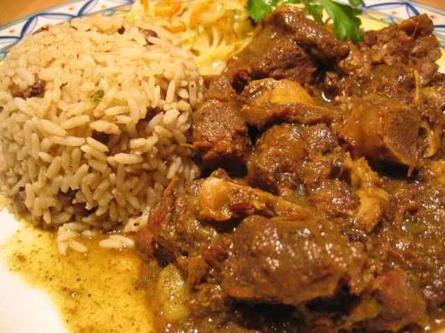 طرز تهیه پلو مرغ آفریقایی