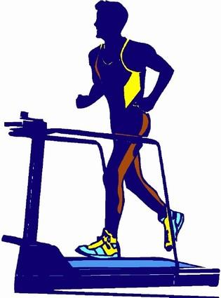 اصفهانی ها فقط 85 ثانیه ورزش میکنند