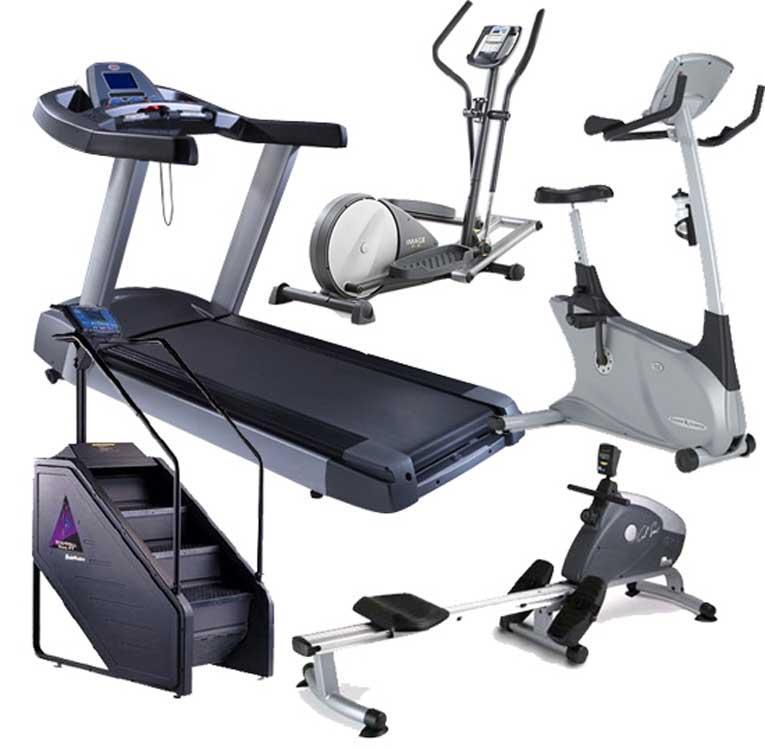 ورزش با دستگاهها