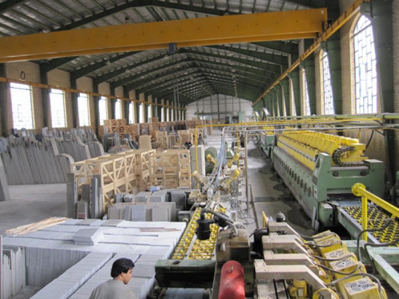 سهم ایران از بازار سنگ دنیا