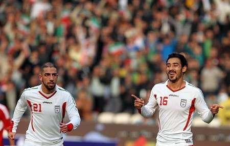 تیم ملی فوتبال ایران تایلند را شکست داد