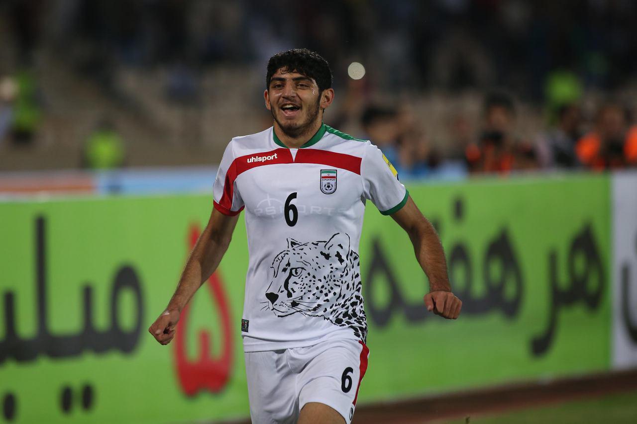 صعود تیم ملی ایران به دور بعدی انتخاب المپیک
