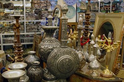 افتتاح هشتمین نمایشگاه گردشگری اصفهان