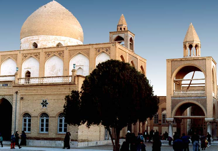 آشنایی با کلیساهای ایران