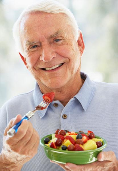 اهمیت سبزیجات برای سالمندان