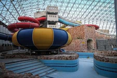 افتتاح اولین پارک آبی اصفهان
